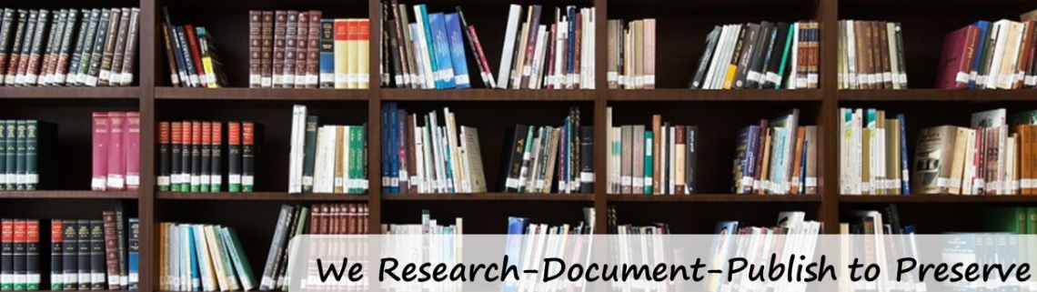 Research and Publishing